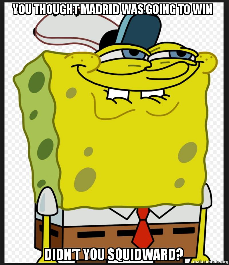 Laugh Try Grin Not Or Spongebob