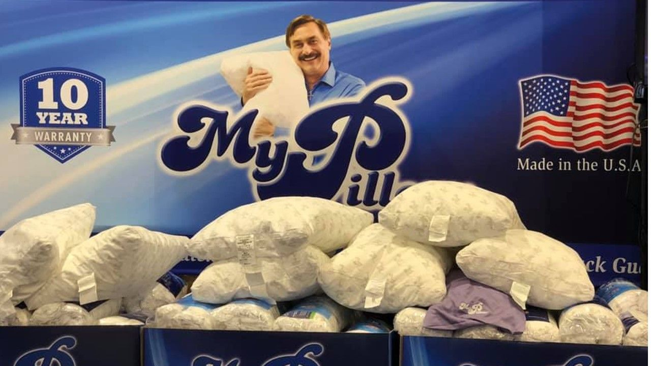mypillow doesn t have stock and isn t