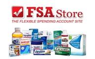 FSAStore.com FSA Eligible Products Logo