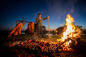 Francis Mallmann Is Official Executive Chef Of The Vines