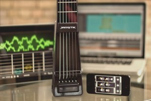 JamStik enables a new dimension for learning, experiencing music and giving both novice and experienced players access to hundreds of existing midi-based applications