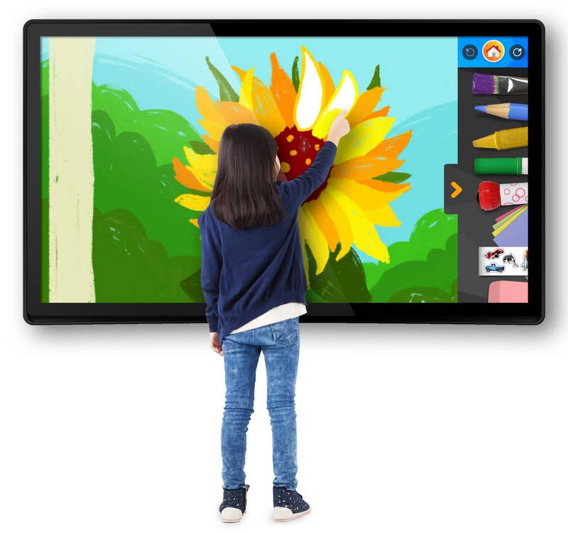 """Fabricante Chinês, Fuhu, anuncia um """"tablet"""" de 65 polegadas 2"""