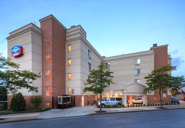 Fairfield Inn New York Queens Fresh Meadows