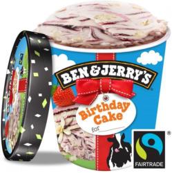 Wogibtswas At Ben Jerry S Birthday Cake 1 00 Statt 5 99 Bei Billa