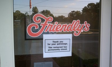 Image result for abandoned friendlys