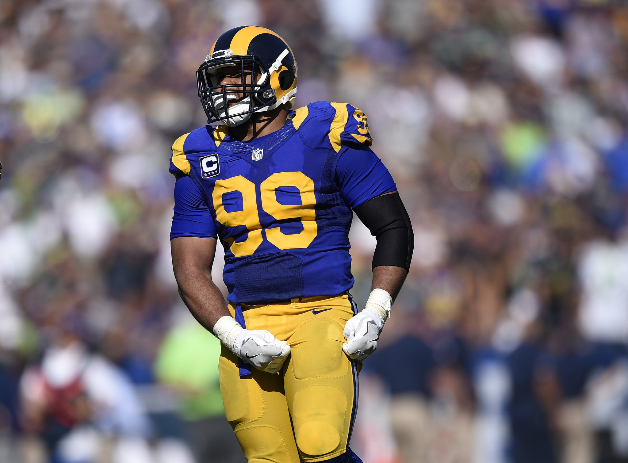 Image result for aaron donald