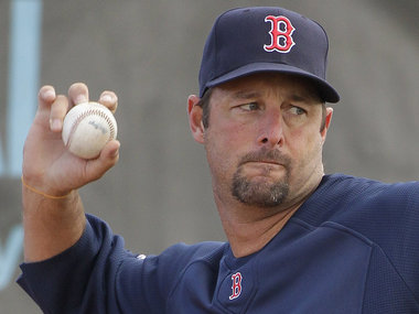 Once again, Tim Wakefield finds a way to contribute to the Boston Red Sox -  masslive.com