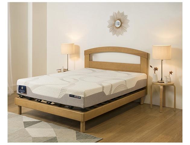 tete de lit bois massif contemporain