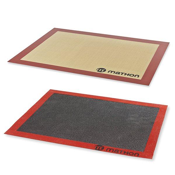 lot tapis de cuisson et tapis de cuisson perfore silicone et fibre de verre 40 cm