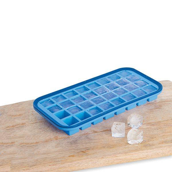 bac a glacons silicone souple demoulage facile 32 cubes
