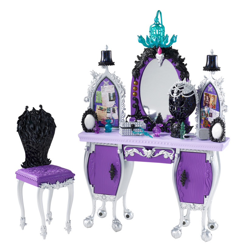 ever after high destiny vanity dorm accessory shop ever after high fashion dolls playsets toys ever after high