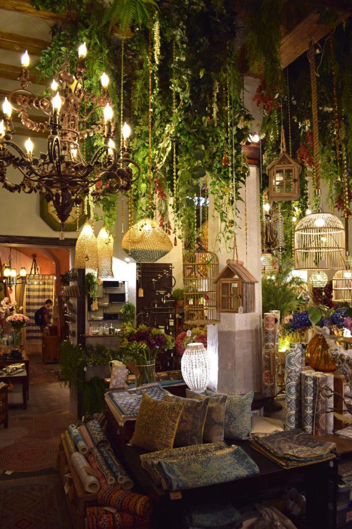 inredningsbutik oliver i barcelona