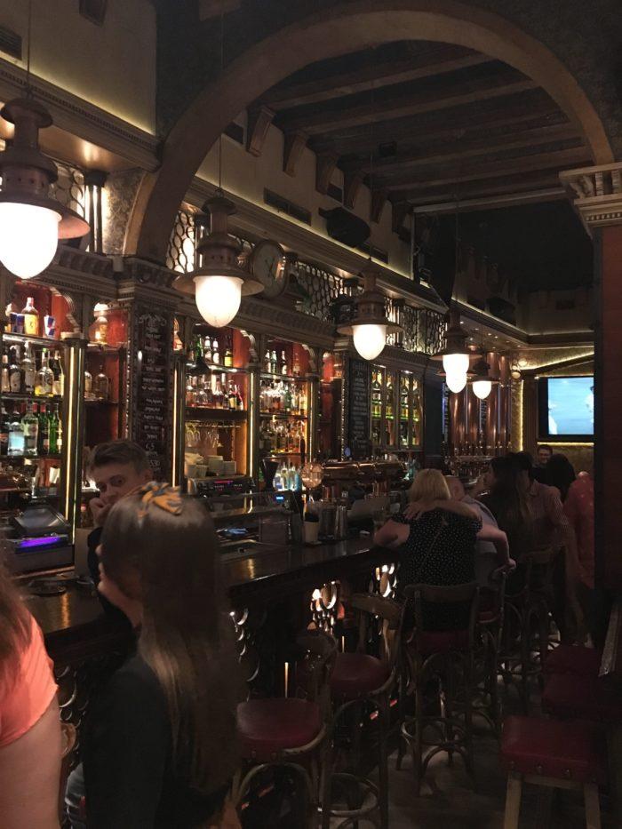 temple bar i barcelona