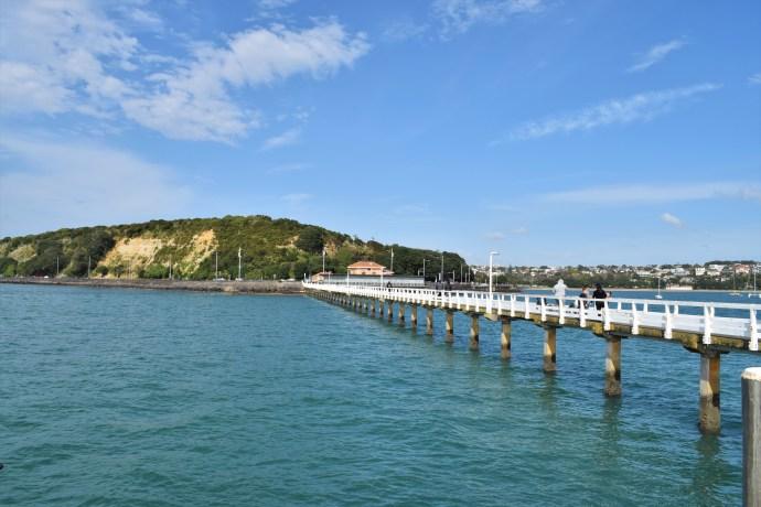 Långpromenad till Orakei & Mission Bay!