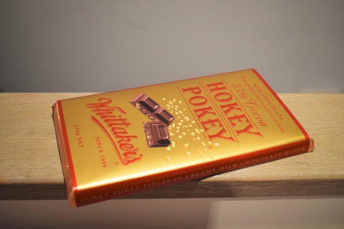 whittakers choklad nya zeeland