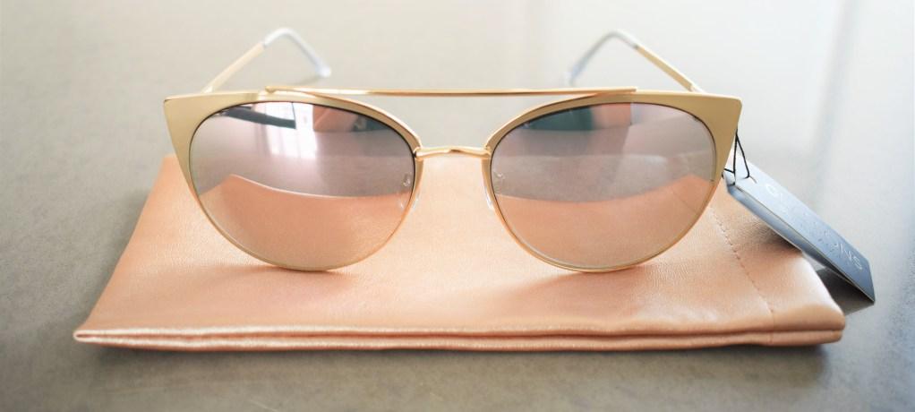 Glassiga solglasögon från Glassons!