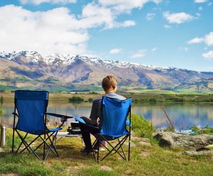 Billiga (eller gratis!) campingar på Sydön!