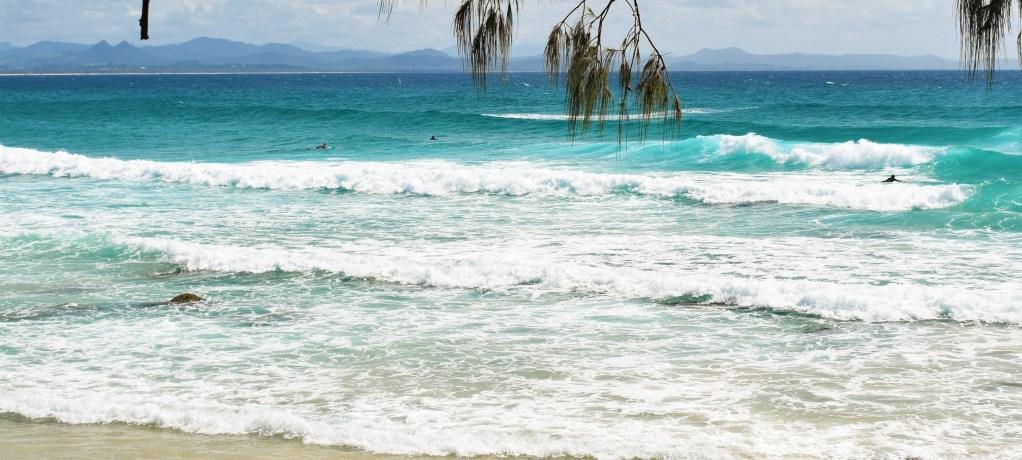 Byron Bay – surfstaden med hippiefeeling!