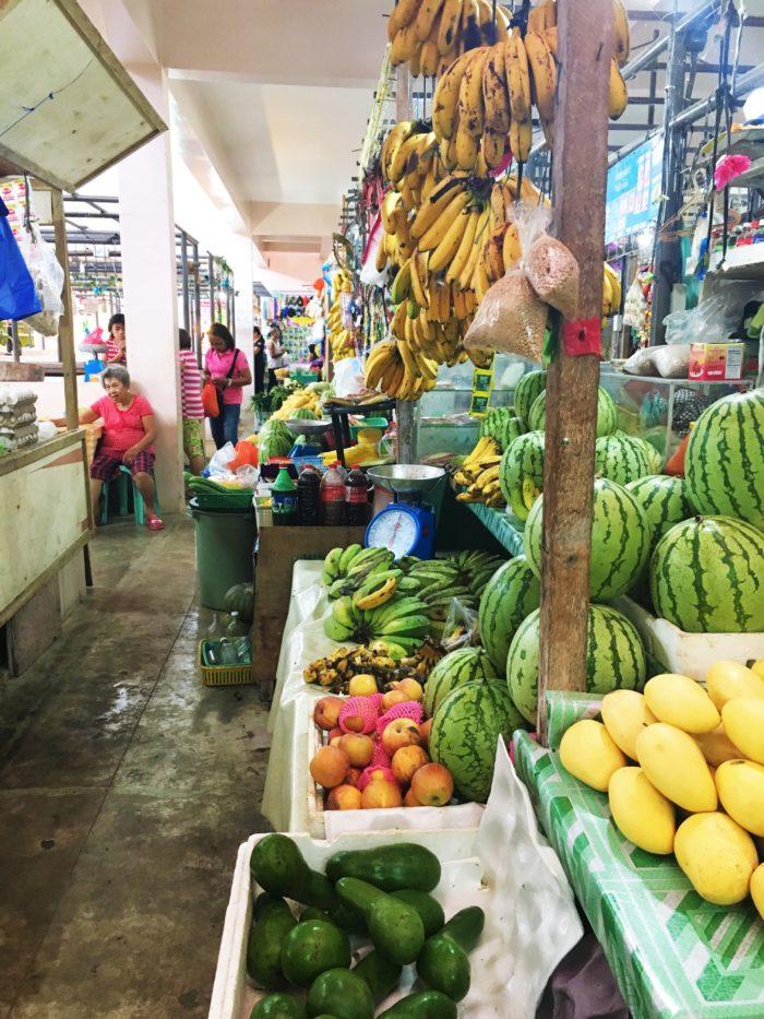 bohol-frukt-marknad