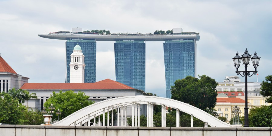 marina bay sands hotell