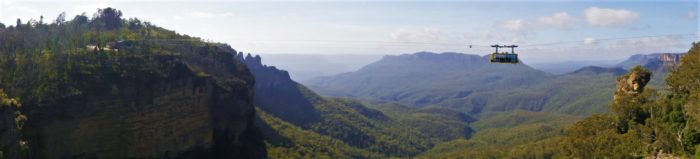 blue mountains linbana