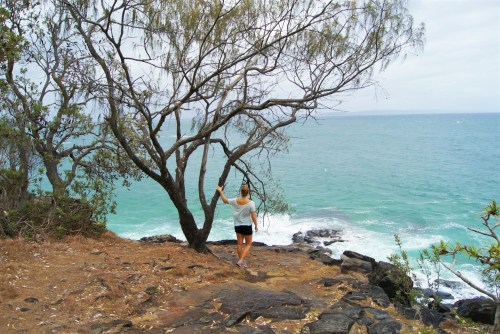 noosa nationalpark och havet