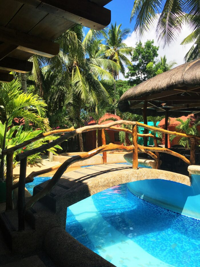 chocolate hills resort pool