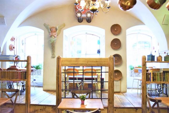 Restaurace V Laznich i prag