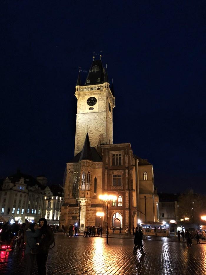 klocktornet på old time square