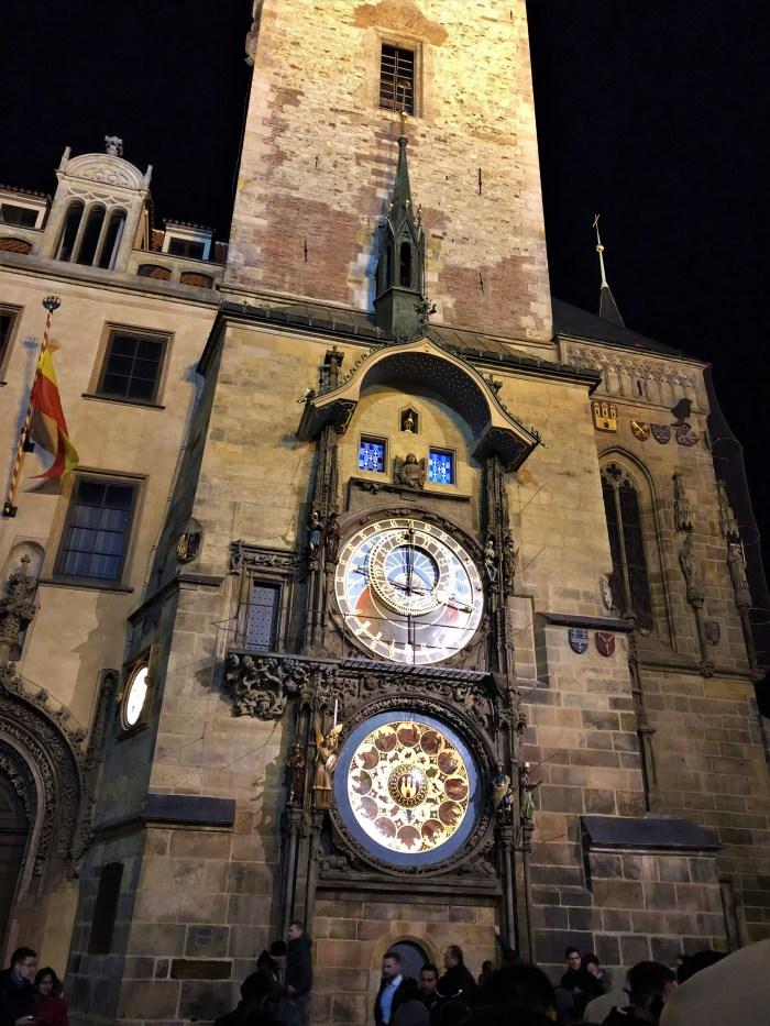 det astronomiska uret