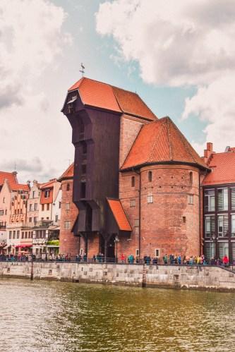 hamnkranen i gdansk