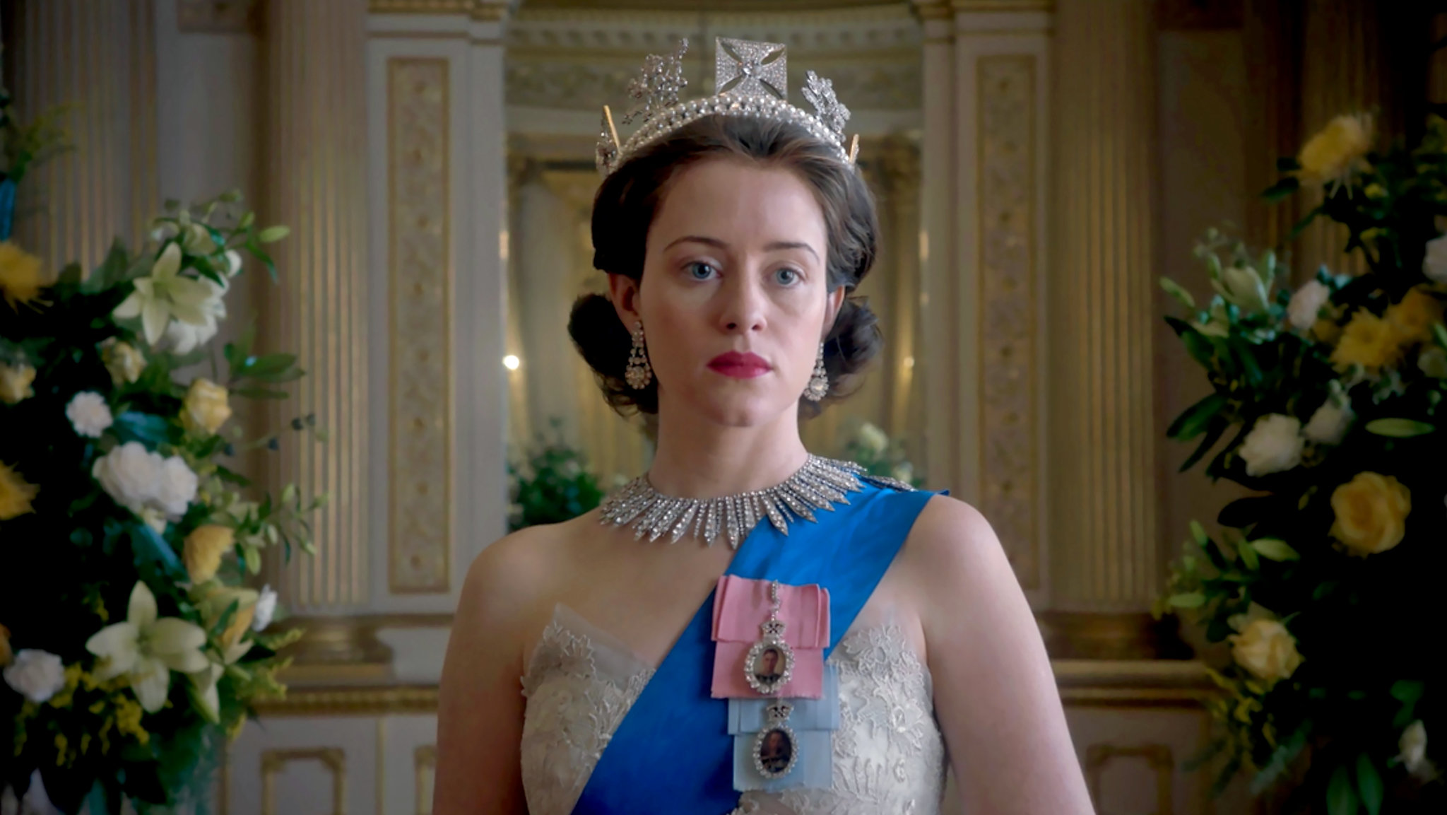 the crown netflix.