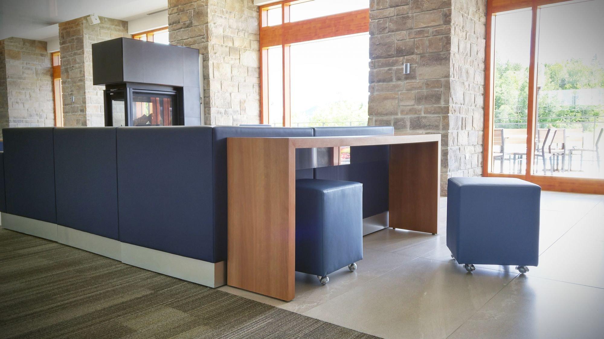mobilier de bureau mbh avait pour objectif de trouver et de proposer les meilleurs produits a la fois confortables et resistants pour ce bel environnement