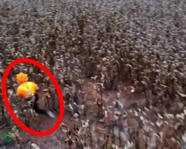 11 läskigaste sakerna drönare har fångat på film – HJÄLP!