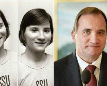 15 svenska politiker och hur de såg ut i ungdomen