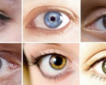 Färgen på våra ögon avslöjar vår karaktär: Vad säger din om dig?