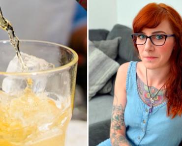 Hon tvingades ha pacemaker som 32-åring – nu varnar hon för den populära drycken