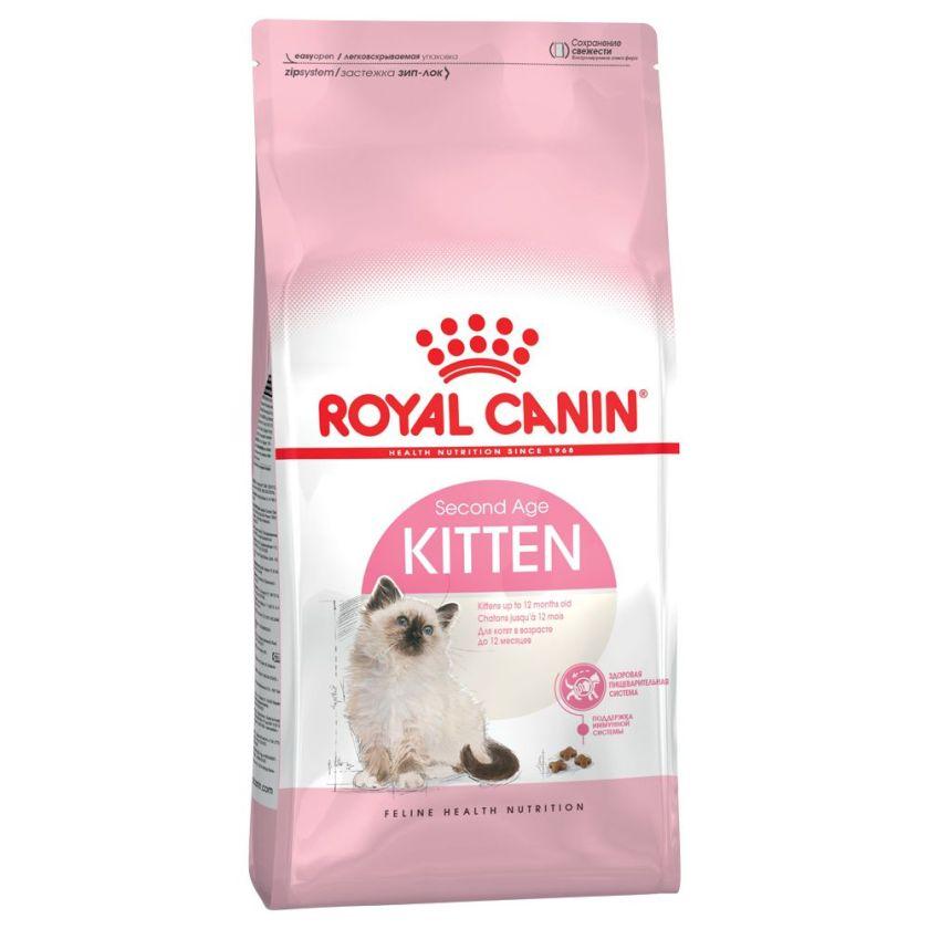 Royal Canin Kitten pour chaton - 10 kg
