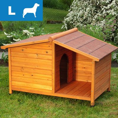 Spike Special L: L132xl85xH86cm - niche pour chien