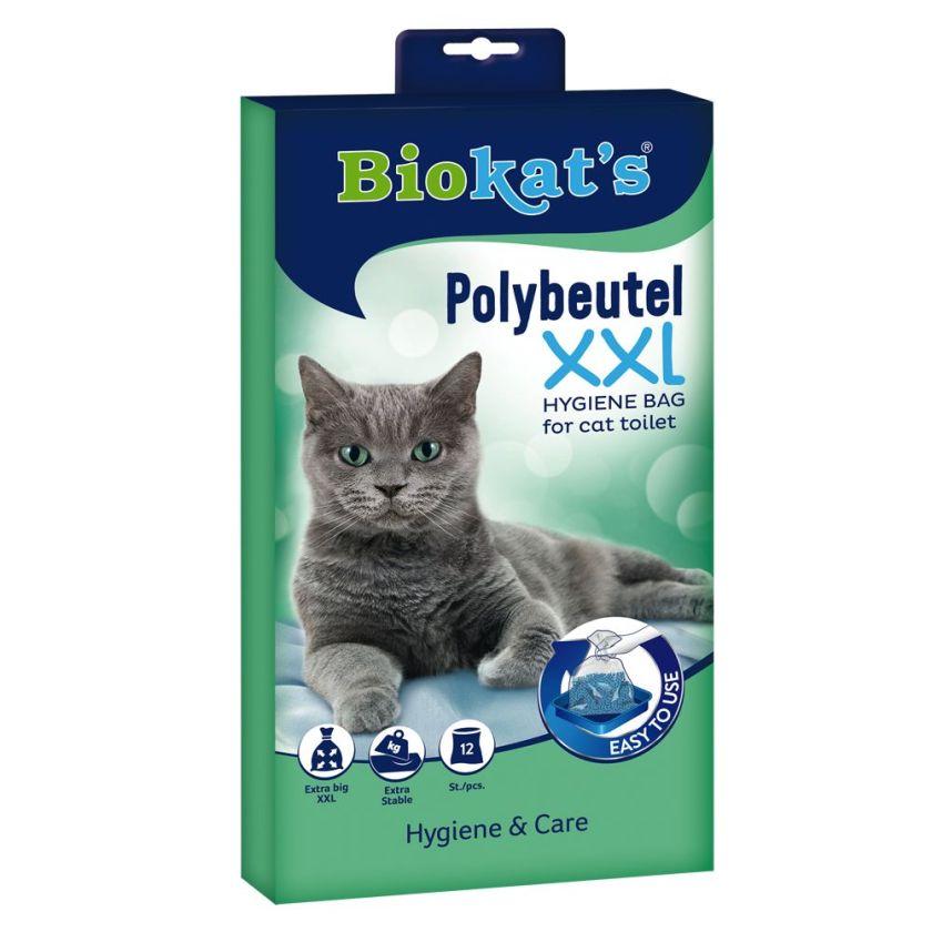 36 sacs à Litière en polyvinyl Biokat's - Litière pour Chat