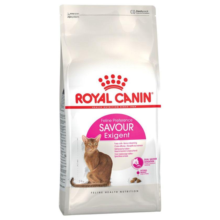 Royal Canin Exigent 35/30 Savour Exigent pour chat - 2 x 10 kg