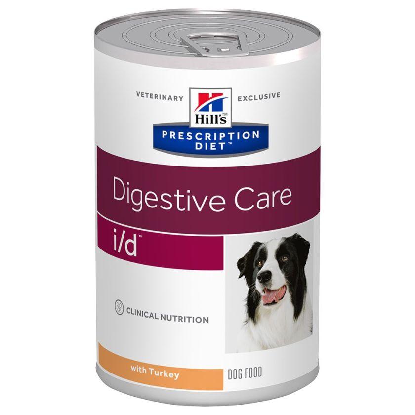 24x360g i/d Hill's Prescription Diet Canine pour chien