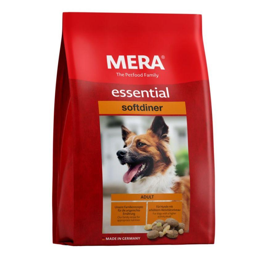 MERA essential Softdiner pour chien - 12,5 kg