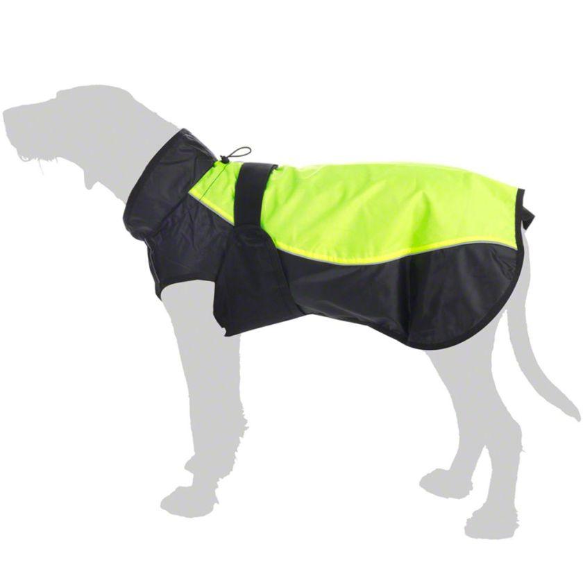 Manteau Illume Nite Neon pour chien - longueur du dos : 30 cm environ