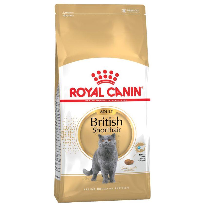400g Royal Canin British Shorthair - Croquettes pour chat British Shorthair