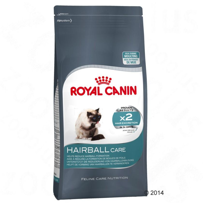 4kg Intense Hairball 34 Royal Canin - Croquettes pour chat