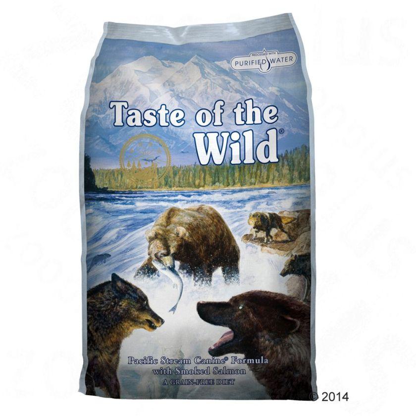 2kg Pacific Stream Taste of the Wild - Croquettes pour chien