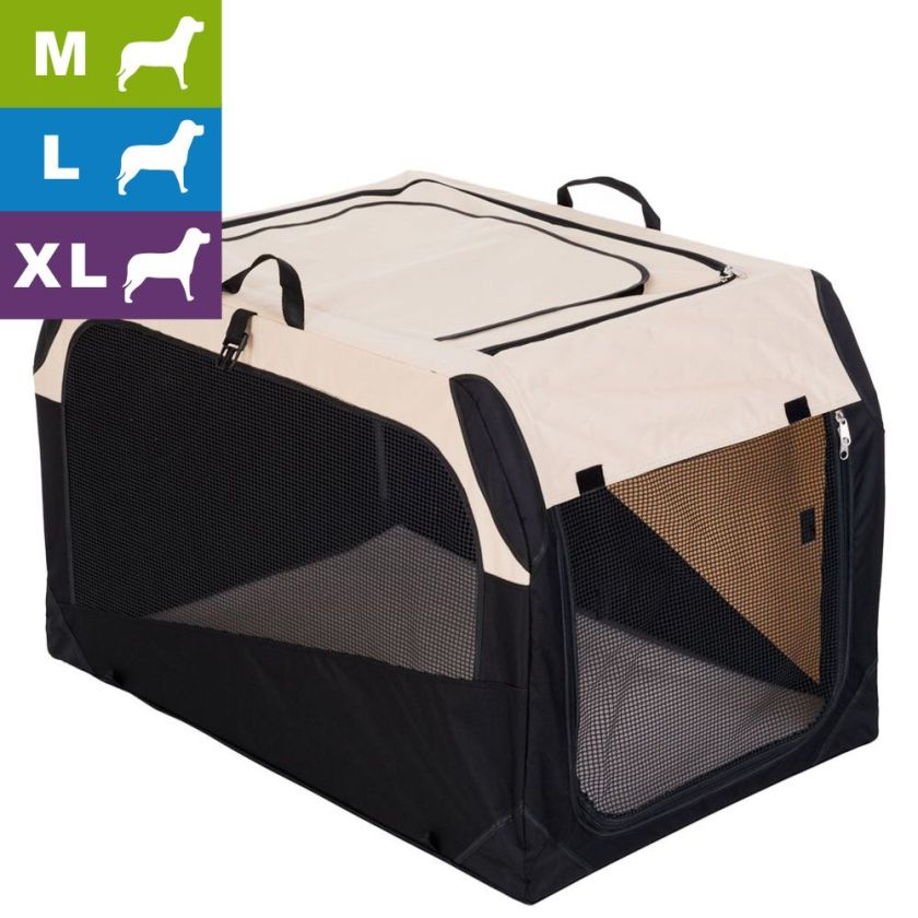 Niche pliable Hunter Outdoor - taille XL : L 106 x l 71 x H 68,5 cm