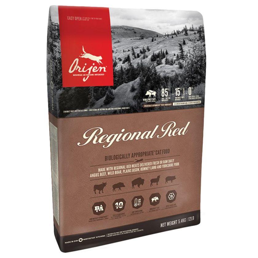 Orijen Regional Red - 5,4 kg