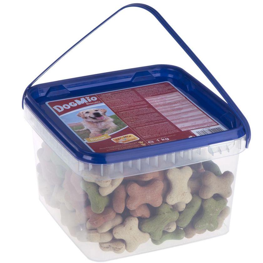 3x1kg Bonies biscuits DogMio - Friandises pour Chien